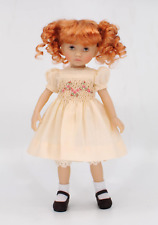 "Madison 10"" Vinyl Doll Tuesday's Child Sculpt by Dianna Effner for Boneka"