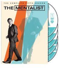 The Mentalist: The Complete Fifth Season (DVD,2013)