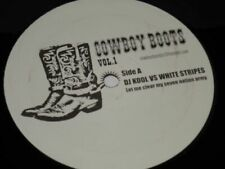 "DJ Kool Vs. White Stripes:  Let Me Clear My Seven Nation Army  rare 12"""