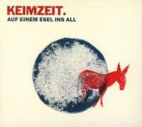 KEIMZEIT - AUF EINEM ESEL INS ALL  CD NEU