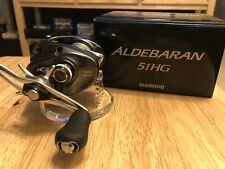 New listing Shimano Aldebaran 51HG Free Priority Shipping From USA Excellent Condition