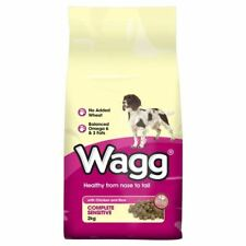 Wagg Complete Sensitive Chicken & Rice Dog Food (2Kg)