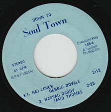 Debbie DOVALE + Others * 6T's Northern SOUL MOD R&B POPCORN EP * Listen!