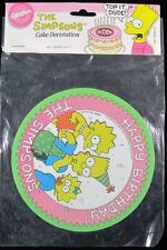 New! Wilton *Simpsons* Party Topper