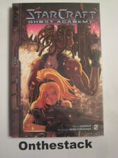 MANGA: StarCraft: Ghost Academy Vol. 2 by Gerrold David, Keith DeCandido et. al.