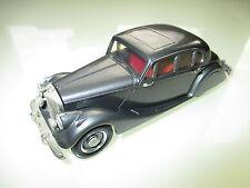 Jaguar MK v (1949) en gris grise Grigio Grey Metallic, western MODELS dans 1:43!