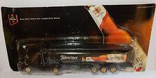 GRELL HO 1/87 CAMION CITERNE TRUCK TANKER SCANIA TORPEDO KÖSTRIBER GERMAN BEER A