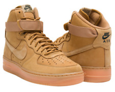 Nike Air Force 1 High '07 LV8 WB Flax/Outdoor Green 882096-200 AUTHENTIC