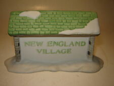 Dept 56 New England Village Sign - NIB