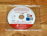 Shadow of the Tomb Raider RARE Promo Version PS4 Not For Resale Playstation 4
