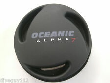Diaphragm Cover Second Stage Oceanic Alpha 6,7 Regulator 6436.07