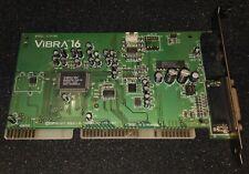 Creative Sound Blaster 16 Vibra  CT4180 Vintage Sound Card ISA