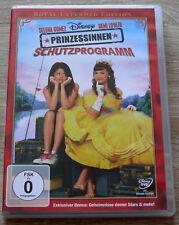 Prinzessinnen Schutzprogramm (2008) Selena Gomez, Demi Lovato, DVD, gebr.