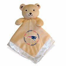 New England Patriots 14x14 Security Bear Blanket Baby Fanatic NFL Hologram NWT