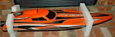 JOYSWAY 9501S INVINCIBLE RAZOR BRUSHLESS DEEP VEE BOAT ORIGINAL OWNER NEW