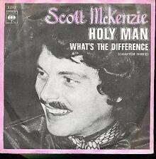 SCOTT MCKENZIE 45 TOURS HOLLANDE HOLY MAN