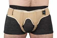 Pro 11 wellbeing hernia belt Gentle Relief From Reducible Inguinal Hernia dual