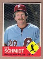 Mike Schmidt '86 Philadelphia Phillies Monarch Corona Diamond Collection #19