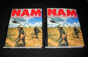 NAM (Cronaca della Guerra in Vietnam 1965 - 1975) De Agostini 1988 (completa)