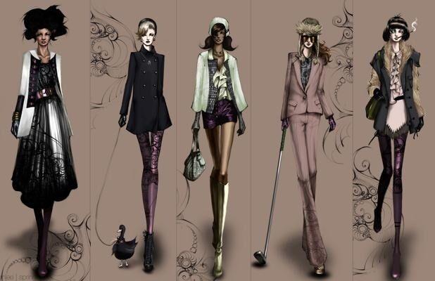 Victoria's Fashion Finds