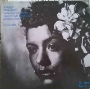 Billie Holiday -  The Golden years Vol 2 - Queen ITA 84 Q065