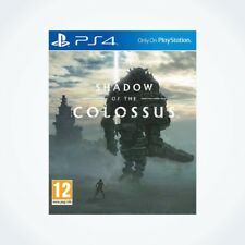 SHADOW OF THE COLOSSUS sur PS4 / Neuf / Sous Blister