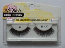 (LOT OF 72) Andrea Modlash 33 Awesome Eyelashes Black Strip