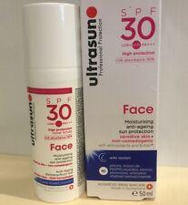 Ultrasun Face Moisturizing Anti-Ageing Sun Protection SPF30 50 ml (New Package)