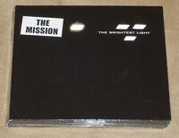 THE MISSION The Brightest Light 2CD 2013 Oblivion SPV Digipak NEU OVP Another***