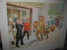WERNDL-SCHOLLENRIED E.M., *1889 Kein Einlass - Tierpark zuständig