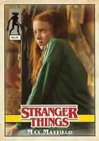 Stranger Things Welcome Upside Down CHARACTER Insert Card #14 / MAX MAYFIELD