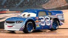 CARS 3 - DUD THROTTLEMAN racer MOOD SPRINGS TEAM -  Mattel Disney Pixar LOOSE