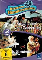 DVD - Susanne und der Zauberring / Turlis Abenteuer - Icestorms Flimmerstunde
