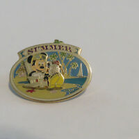 Disney Summer Mickey on the Beach Pin