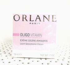 Orlane OLIGO VITAMIN Sensitive Skin LIGHT SMOOTHING CREAM 1.7 oz NIBSn pnkbx000@