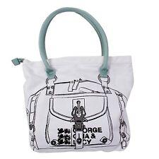 """George Gina & Lucy Borsa a Mano Henkel Borsa """"draw Paradise"""" unikleks #50 NUOVO!!!"""