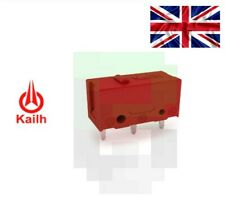 2x Kailh Red Switches for a Mouse 4.0 GM - In Stock Now - UK free Shipping