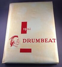 Sumner High School Greensboro North Carolina 1962 Yearbook