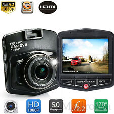 Auto DVR HD 1080P Recorder Dashcam Digital Video Registrator G-Sensor Nachtsicht