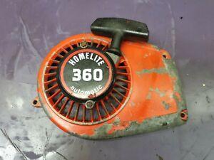 Homelite 350 360 360SL chainsaw Starter Assembly