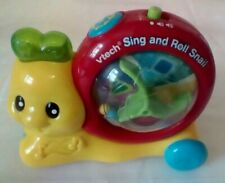 Vtech Sing And roll Snail
