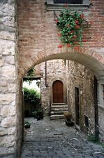 Fine Art Photograph of Village in Tuscany Italy/Two 8x10 Enlargements Available