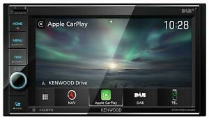 Kenwood DNR4190DABS 2-DIN Navigation Touchscreen DAB Bluetooth TMC USB 3D