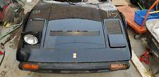 FERRARI 308 GTS FRONT FENDER HOOD BUMPER HEADLIGHT FRAME SUSPENSION ARM OEM