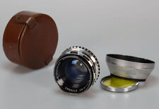 Enna München Color Ennalyt SLK 1.9 50mm //  Braun Paxette Automatic // VERY RARE