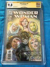 Wonder Woman #180 - DC - CGC SS 9.8 - Signed by Phil Jimenez