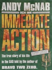 Andy McNab-Immediate Action 2 Cassette Audiobook.1995 Speaking Volumes 185849558