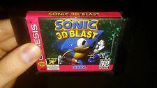 Sonic 3D Blast (Sega Genesis, 1996) USED VIDEO GAME