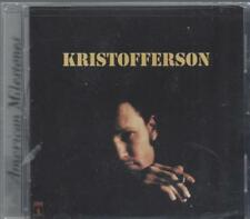 KRIS KRISTOFFERSON  SUNDAY MORNIN' COMIN' DOWN ME AND BOBBY McGEE NEW CD