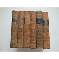 OEUVRES de SAINTE THERESE, traduction de d'Andilly, 6 TOMES / 6, 1818